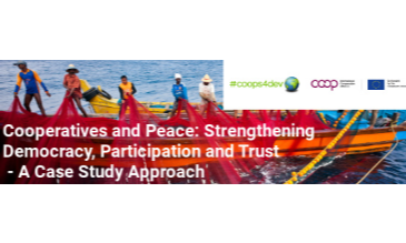 Ny rapport - Cooperatives and Peace